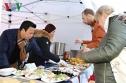 Lễ hội ẩm thực đường phố Séc tôn vinh món ăn Việt