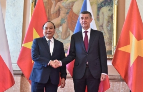 Chuyến thăm CH Séc của Thủ tướng Nguyễn Xuân Phúc là cơ hội để CH Séc khẳng định cam kết của mình trong vấn đề nhân quyền