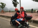 Cô gái gốc Việt quyết tâm phượt khắp thế giới trước khi mẹ qua đời