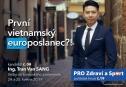 Người Việt trẻ tại Séc ứng cử vào Nghị viện Châu Âu