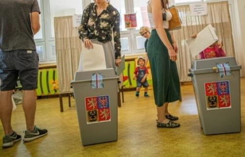 Kết quả bầu cử Nghị viện châu Âu tại Séc
