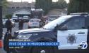 Ông Việt Nam ở San Jose bắn chết 4 người trong gia đình rồi tự sát