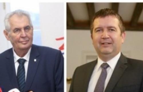 Séc: Những con rối trong tay tổng thống Miloš Zeman