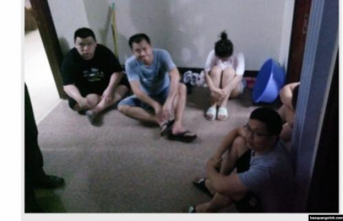 VN bắt 5 người TQ dùng thiết bị kích sóng di động gây nhiễu thông tin ở biên giới