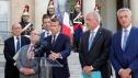 Đồng thuận giữa 14 quốc gia châu Âu đồng thuận về phân bổ người tị nạn