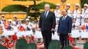 Lãnh đạo Việt Nam và Úc nêu quan ngại về căng thẳng Biển Đông