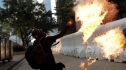 Biểu tình Hong Kong: bom xăng và vòi rồng lại xuất hiện