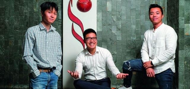 Ba chàng trai gốc Việt ước mơ chinh phục nền thương mại điện tử châu Âu