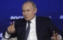 Ông Putin 'cảm ơn' lệnh trừng phạt của phương Tây