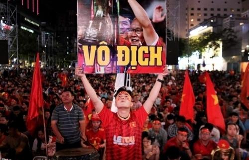 Việt Nam vô địch!