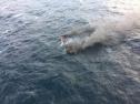 Vụ cháy tàu ở Hàn Quốc: Đã tìm thấy 1 trong 6 người Việt