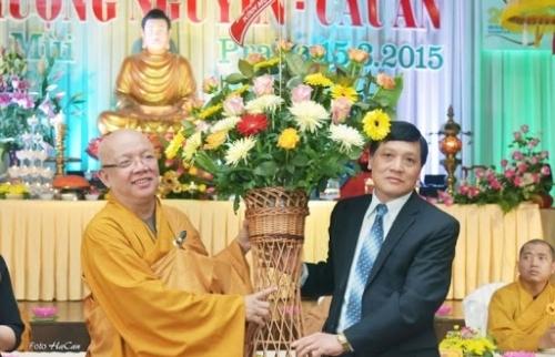 Người Việt ở Séc muốn thành lập trường phái Phật giáo mới