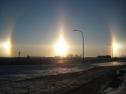 Nội Mông Cổ xuất hiện 5 mặt trời: Đây có phải là một dạng