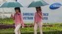 Samsung dùng máy bay vận chuyển linh kiện sang Việt Nam lắp ráp Galaxy