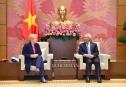 Việt Nam luôn coi trọng mối quan hệ đối tác chiến lược với Đức