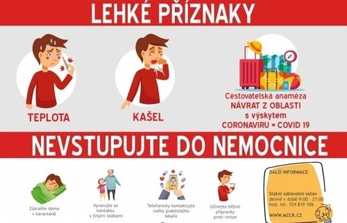 COVID-19: Những thông tin hữu ích cho cộng đồng tại Séc