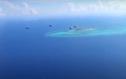 Rộ tin Trung Quốc ngang nhiên điều chiến đấu cơ, chiến hạm đến Trường Sa