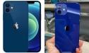 Cận cảnh iPhone 12 ''bằng xương bằng thịt'': Màu xanh dương khiến các iFan thất vọng