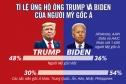 Cử tri Mỹ gốc Việt bỏ phiếu cho Trump hay Biden?