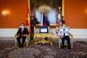Tổng thống Séc chia buồn với người đồng nhiệm Việt Nam