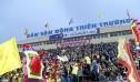 Thế giới choáng ngợp vì khán giả V-League 2021