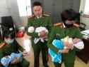 Những đứa trẻ bị mẹ bán đi trong đường dây quy mô lớn vừa bị triệt phá