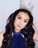 Nữ sinh 16 tuổi gốc Việt đăng quang cuộc thi sắc đẹp ở Anh