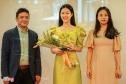 Cô gái Việt thắng giải tại Liên hoan phim Quốc tế Paris