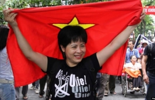 ĐSQ Czech kêu gọi Việt Nam trả tự do cho nhà hoạt động Nguyễn Thuý Hạnh
