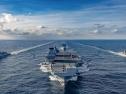 Đến Biển Đông, nhóm tàu sân bay Anh sẽ 'né' eo biển Đài Loan