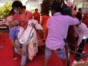 Covid-19 gieo chết chóc kỷ lục ở Ấn Độ