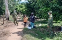2 mẹ con nhập cảnh trái phép về Việt Nam bằng đường bộ
