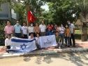 """Người Việt tại Israel phát huy đoàn kết, bản lĩnh kiên cường giữa """"chảo lửa"""" Trung Đông"""