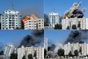 Phá hủy hàng loạt trụ sở báo chí, Israel bị tố 'bịt miệng giới truyền thông'