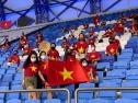 UAE chơi xấu, 'ôm' hết vé của CĐV Việt Nam