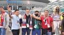 Hành trình 'săn vé' EURO 2020 của người Việt tại Nga