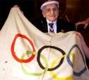 Lá cờ Olympic trở lại sau 80 năm