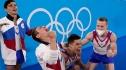 Nga vô địch thể dục đồng đội nam Olympic sau 25 năm