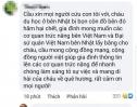 Vụ người Việt bị đẩy xuống sông: Mẹ thắt lòng biết tin con qua Facebook