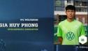 Cầu thủ trẻ gốc Việt tiến bộ nhanh ở CLB Wolfsburg (Đức)