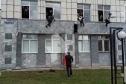Xả súng ở trường đại học Nga, sinh viên trèo cửa sổ trốn chạy