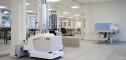 COVID-19: EU cung cấp robot khử trùng cho các bệnh viện châu Âu