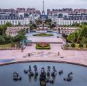 'Paris thu nhỏ' ở châu Á giống bản gốc đến khó tin, từng bị ví là 'thành phố ma'