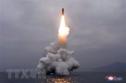 Mỹ: Vụ phóng tên lửa mới của Triều Tiên là hành động gây bất ổn