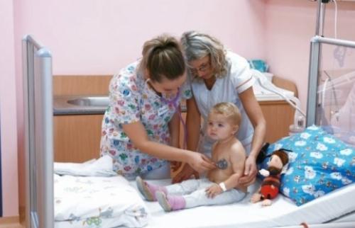 Séc: Tăng số ca trẻ em nhập viện vì bệnh đường hô hấp